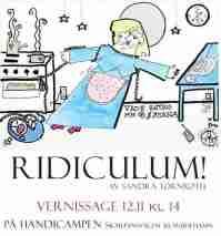 Ridiculum!, Handicampen, 2015