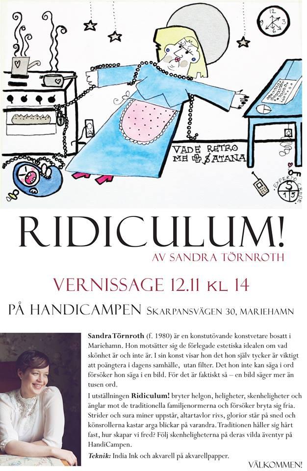 Flyer Ridiculum